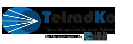 Teleradiologie Anbieter – TelradKo in Koblenz Logo